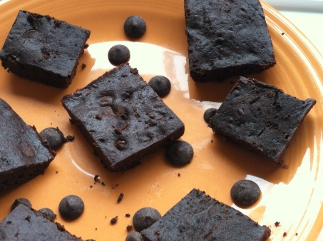 Paleo Morocco Brownies